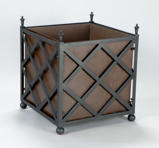 Roberts Iron Works - Steel Planter